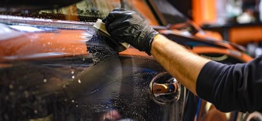 Przygotowanie samochodu do sprzedaży - zewnętrzne mycie całego samochodu